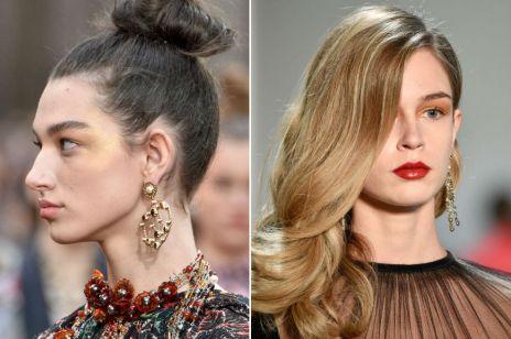 Najmodniejsze fryzury na jesień 2018