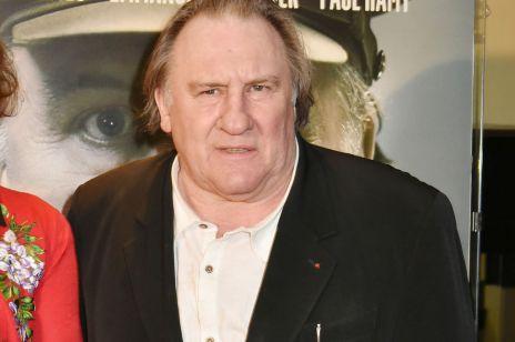 Gerard Depardieu OSKARŻONY o gwałt na młodej aktorce: trwa śledztwo