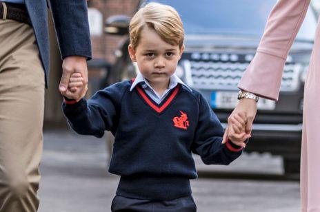 Jak wygląda plan lekcji księcia George'a? Będziecie zaskoczeni!