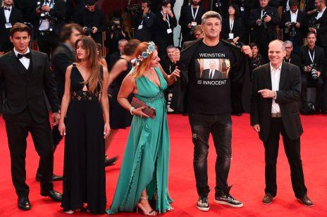 Skandal na Festiwalu Filmowym w Wenecji: włoski producent broni Weinsteina