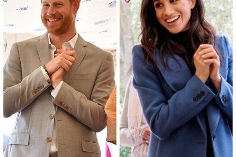 Książę Harry spieszy na ratunek Meghan Markle. To video jest hitem w sieci!