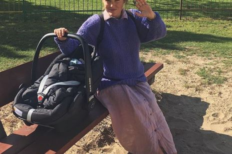 """Bohosiewicz do Frycz: """"Stara! Włosy umyte, stylizacja, zdjęcie ze spacerku"""" Co na to aktorka?"""