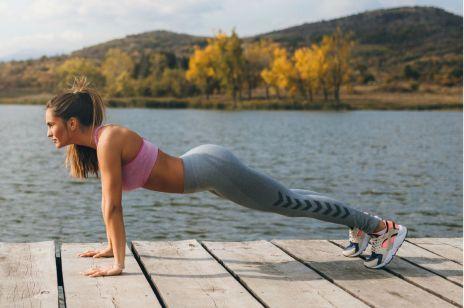 To jedno ćwiczenie wyrzeźbi nie tylko brzuch - ale całe ciało!