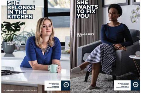 Kobiety w pracy są traktowane gorzej? Ta kampania walczy ze stereotypami