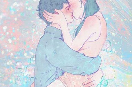 Jak okazywać sobie miłość i bliskość: te ilustracje mówią wszystko