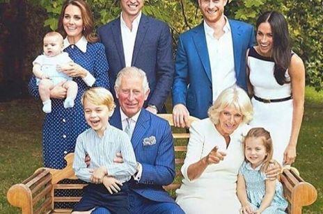 Najnowszy portret rodziny królewskiej: wyglądają na naprawdę szczęśliwych