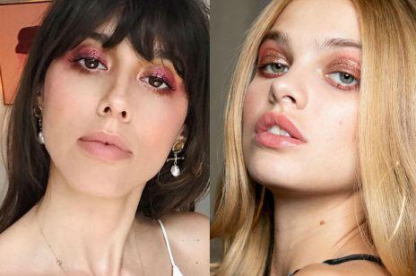 """""""Fairy dust"""" to największy makijażowy trend na święta 2018"""