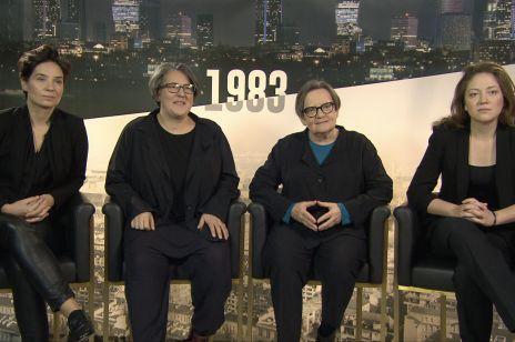 """""""Kobiety wciąż muszą walczyć o siebie w świecie filmu"""":  wywiad z reżyserkami serialu """"1983"""" Netflix"""