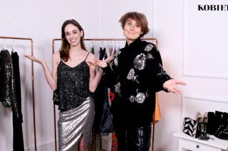 Sukienki na Sylwestra 2018/19: jak modnie się ubrać na Sylwestra?