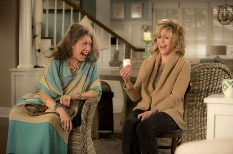 """Netflix zapowiada kolejny sezon serialu """"Grace i Frankie""""! Mamy zwiastun"""
