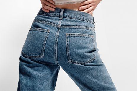 Idealne jeansy na wiosnę 2019: trendy moda wiosna 2019
