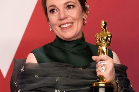 Olivia Colman z Oscarem dla najlepszej aktorki. Jej przemówienie to najlepszy moment oscarowej gali!