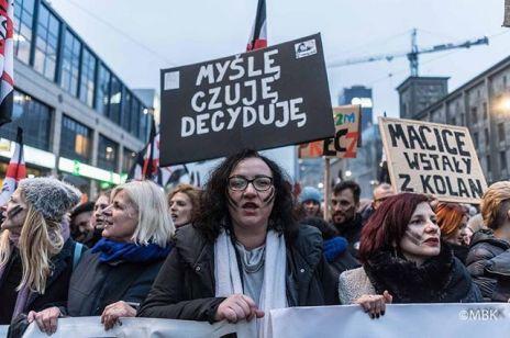 Dziś Międzynarodowy Strajk Kobiet: kobiety wyjdą na ulice z hasłem #kobietyprzeciwnienawiści