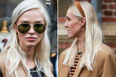Skandynawski blond - najmodniejszy kolor włosów na wiosnę