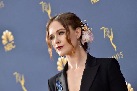 """Dramatyczne wyznanie gwiazdy """"Westworld"""": Evan Rachel Wood ofiarą przemocy"""
