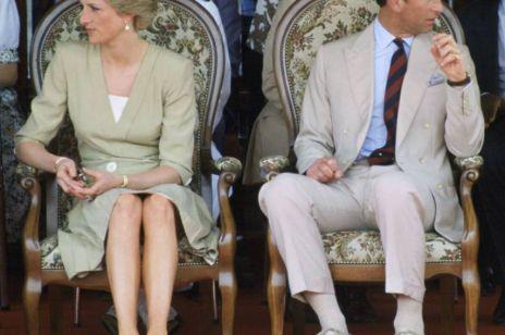 Brytyjski dokument ujawnił nowe fakty na temat rozwodu księżnej Diany i księcia Karola