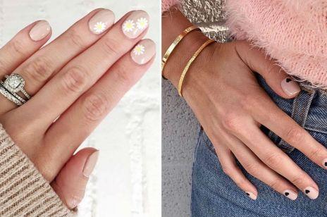Wiosenny manicure: najpiękniejsze wzorki na paznokciach