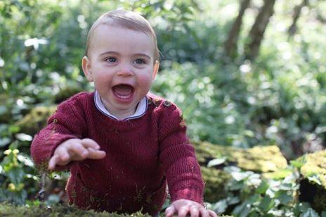Pierwsze urodziny księcia Louisa. Te zdjęcia są urocze!