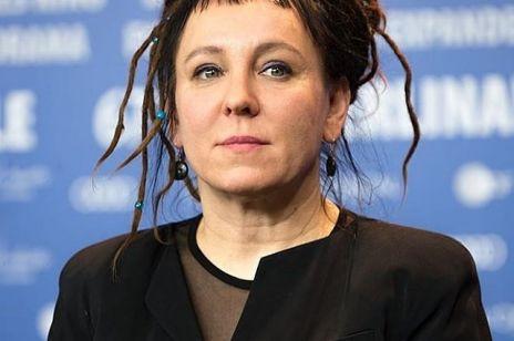 """Olga Tokarczuk wspiera strajk nauczycieli: """"Nauczyciele są dla społeczeństw trampoliną do lepszego jutra"""""""
