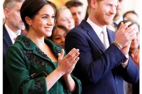 Wzruszające życzenia Meghan Markle i księcia Harry'ego z okazji urodzin Elżbiety II