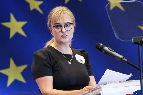 Magdalena Adamowicz ostro odpowiada na zarzuty Krystyny Pawłowicz o kompetencje kandydatki do europarlamentu