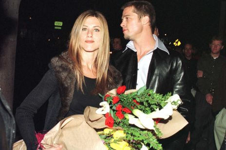 Jennifer Aniston i Brad Pitt są parą?