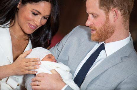 Meghan Markle będzie publicznie karmić dziecko piersią: to prawdziwa rewolucja w pałacu