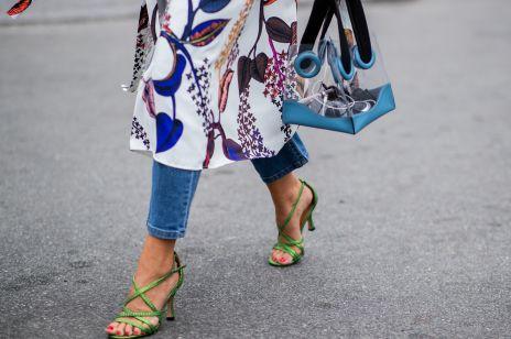Modne sandały na lato: trendy moda lato 2019