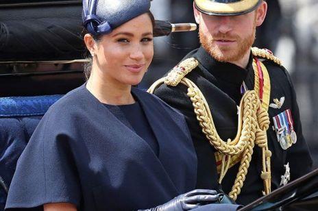 Meghan Markle po raz pierwszy po porodzie na urodzinach królowej Elżbiety II: jak wyglądała?