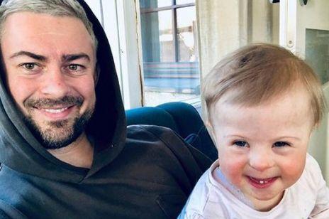 Bartek Królik pokazał nowe zdjęcie córki z zespołem Downa. Jest urocze!