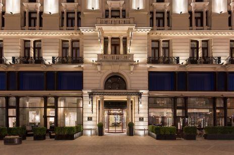 Warszawski hotel jednym z najlepszych w Europie!