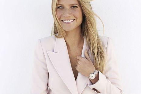 """46-letnia Gwyneth Paltrow: """"Im więcej fizycznego piękna się traci, tym bardziej zaczynasz lubić siebie"""""""