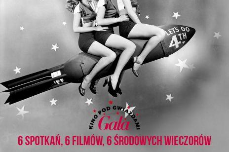 """""""Gala kino pod gwiazdami"""", czyli filmy o mądrych i silnych kobietach. Wstęp wolny!"""