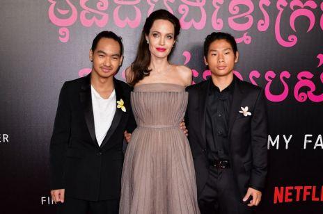 Angelina Jolie świętuje urodziny najstarszego syna: Maddox skończył 18 lat