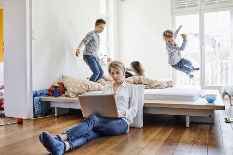 5 kwestii w wychowaniu dzieci, którymi nie powinny przejmować się pracujące matki