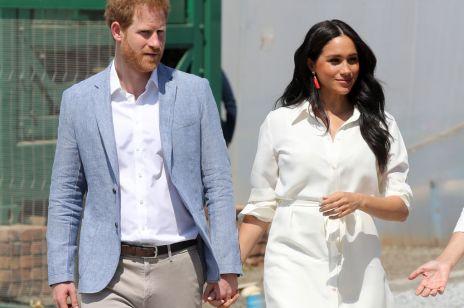 """Meghan Markle i książę Harry pozywają tabloid: """"Straciłem matkę iteraz patrzę, jak moja żona pada ofiarą tych samych sił"""""""