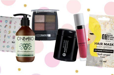 Przegląd nowości kosmetycznych - sprawdź nasze jesienne faworyty!