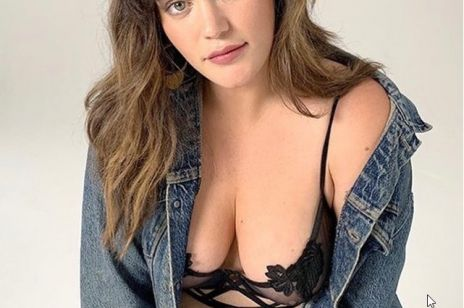 Victoria's Secret zatrudniła pierwszą modelkę w rozmiarze 42 - kim jest Ali Tate?
