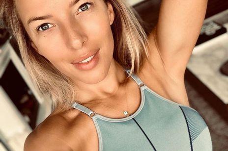"""Ewa Chodakowska zainspirowana Jennifer Aniston: wrzuciła na Instagram zaskakujące zdjęcie z podpisem """"człowiek usta"""""""