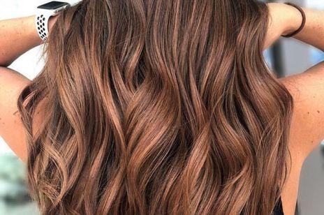 Cynamonowy brąz - ten modny kolor włosów pasuje prawie do każdej karnacji!