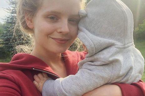 Znana serialowa aktorka pokazuje macierzyństwo bez lukru na Instagramie
