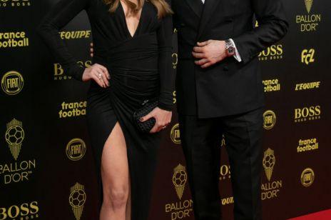 Ta czarna suknia Anny Lewandowskiej będzie hitem na Sylwestra!