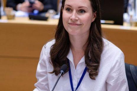 """Kim jest Sanna Marin, którą okrzyknięto """"najmłodszą premier świata""""?"""