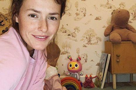 Olga Frycz miłośniczką koków? Wiemy jak odpowiednim upięciem radzi sobie z cienkimi włosami