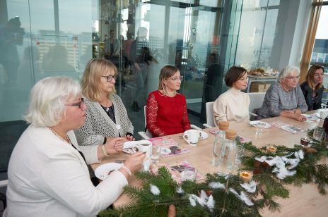 Dobre Rady w klimacie świąt – sprawdź jak wyglądało spotkanie z czytelniczkami