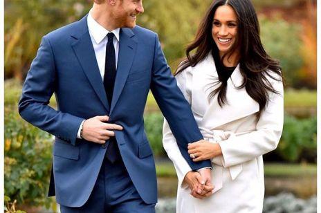 Meghan Markle i książę Harry podjęli sensacyjną decyzję! Wycofują się z brytyjskiego dworu.