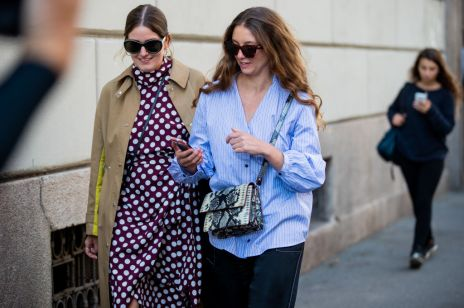 To zdecydowanie najmodniejszy wzór - trend moda 2020: jak nosić grochy?