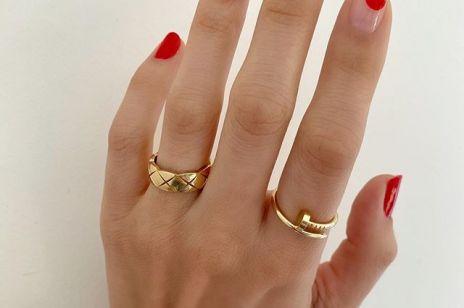 15 nieoczywistych pomysłów na czerwone paznokcie