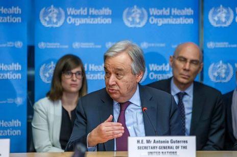 """""""Sposób, w jaki traktowane są prawa kobiet, to wstyd"""" - ważne słowa sekretarza generalnego ONZ"""