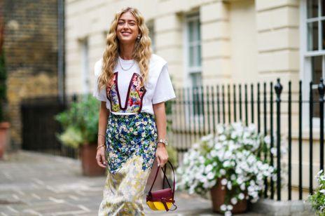 Trendy moda wiosna 2020: bluzki w kwiaty z rabatami w Szaleństwie Zakupów!